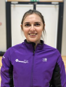 Ashleigh McConnell, Fitness & Mindfulness Instructor at Smart Gym CIC